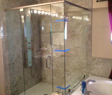 Custom Showers (Gallery)