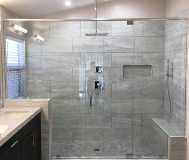 Custom Showers (Home)